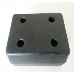 Bamperis guminis kvadrat. Scmitz 165x125x75mm