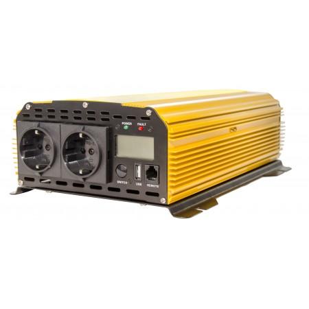 Inverteris Skyled 1000W su USB sinus DV24V AC220V-240V 2261000242