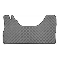 Sunkvežimio kilimėlis Eco odos Renault MASTER 2 03-10 pilki FL19