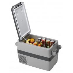 Automobilinis šaldytuvas universalus Indel B TB41A 12/24/230V +-18*/+10*skaitmen.