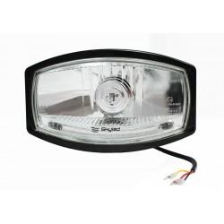 Truck SKYLED JUMBO ELLIPSE Black tolimų šviesų su pozic.LED JE320.10