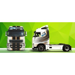 Truck Decals/Sticker V21 Volvo Green Art