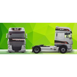 Truck Decals/Sticker V24 DAF Green Art