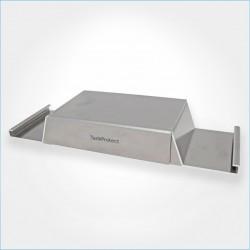 Aliuminio lydinio kuro bako paėmėjo apsauga 510-710mm