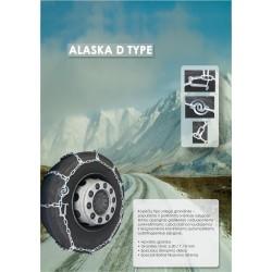 Komplektas Grandinės Alaska Studs 147H su dygliais 315/70-22,5