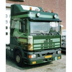 Truck sun visor DAF 95 SC laikiklis
