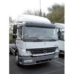 Truck sun visor MB Atego Axor su kronšteinias 5125
