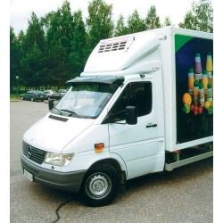Truck sun visor MB SPRINTER standart aukšta 3047