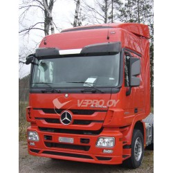 Truck sun visor MB ACTROS MP3a. k. Mega Space 5221A