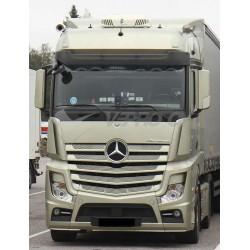 Truck sun visor MB Actros MP4 4 big space giga su skylėm 145223A