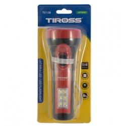 Prožektorius TIROSS pakraunamas 5*6 šv. diod.