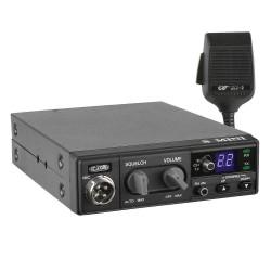 Sunkvežimio CB radijo stotis CRT AM/FM su puselėm