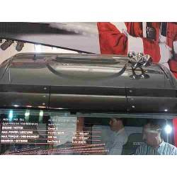 Sunkvežimio signalas 15A402BEK2 orinis dvigubas BEAM 55cm ir 60cm(B) su uždengimais