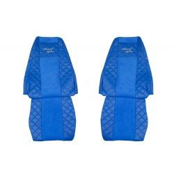 Sėdynių užvalkalai Renault Premium FX09 2005-2012 Elegance Tamsiai mėlyna