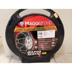 Grandinės ratams Rapid Matic V5 112 R14 R15 R16