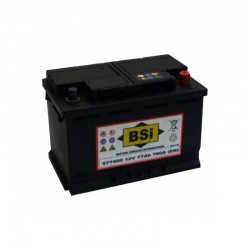 Sunkvežimio akumuliatorius BSi 77Ah 780A(EN)12V
