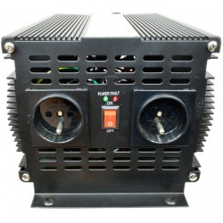 Truck inverteris 24V 230V 2000 4000W 3IPS400024