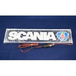 Sunkvežimio lentelė Led Scania 40X60