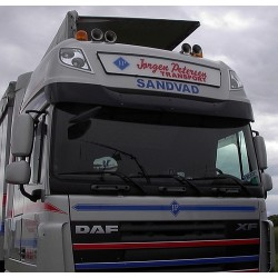 Sunkvežimio LED skydelis DAF 105XF SSC 24DA146R-HHSL2