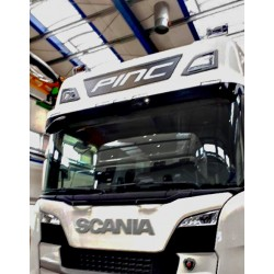 Sunkvežimio SKYLED skydelis Scania S /RHighline28x120 24120R-HH2MF2