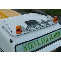 Halogenų laikiklis Hibar Ant stogo Volvo Globetrotter FM/FH V2Facelift