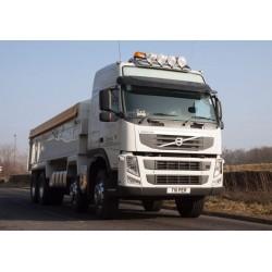 Halogenų laikiklis Hibar Drop Down (siauras) Volvo Globetrotter FM/FH V2Facelift