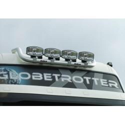Halogenų laikiklis Hibar Drop down stiliaus, siauras Volvo Globetrotter XL FM/FH Version 2