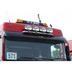 DAF Truck light bar Hibar DH06 DAF XF106 spacecab