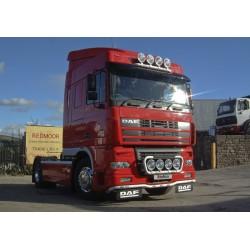 DAF Truck light bar Hibar DH07 DAF XF95 space cab