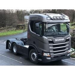 Scania Truck light bar HiBar Drop Down stiliaus Scania next generation R&S Normal Cab