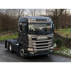 Scania Truck light bar HiBar Narrow (siauras) Scania next generation R&S Normal Cab
