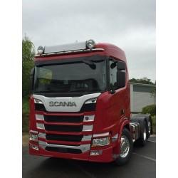 Scania Truck light bar HiBar full width (platus) Scania next generation R&S Normal Cab