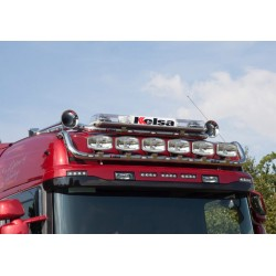 Halogenų laikiklis HiBar Scania Highline serija P-R-G 2009-