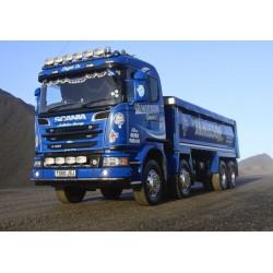 Halogenų laikiklis HiBarSH10 Scania Sleeper serija P-R-G 2009-