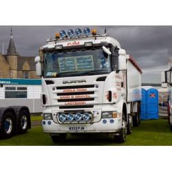 Scania Truck light bar HiBarSH06 Scania Sleeper serija P-R-G 2009-