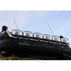 Renault Truck light bar Hibar Renault T Range Long haul Sleeper cab