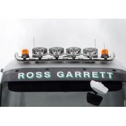 Renault Truck light bar Hibar High-mount Renault T Range Long haul Sleeper cab