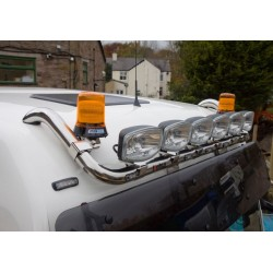 MAN Truck light bar Hibar MAN TGX XXL kabina