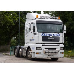 MAN Truck light bar Hibar MAN TGX XL kabina