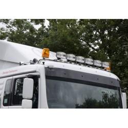 MAN Truck light bar Hibar MAN TGA XL kabina
