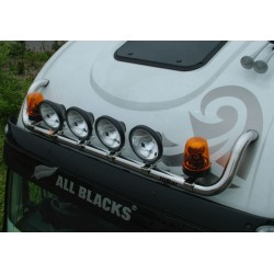 IVECO Truck light bar Iveco Stralis Cube-Hiway Active space cab