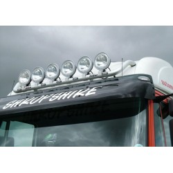 IVECO Truck light bar Iveco Stralis Active space time cab