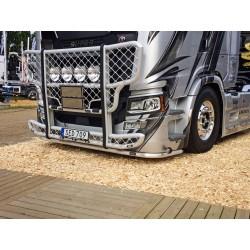 Aliumininė apsauga TRUX Highway a24-2 Scania S ir R 2017-