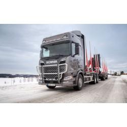 Aliumininė apsauga TRUX Offroad B24-2 Scania S ir R 2017-