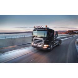 Aliumininis halogenų laikiklis TRUX Top bar G23-1 Scania R 2010-2016