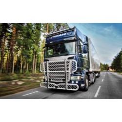 Aliumininė apsauga TRUX Highway A23-2 Scania R 2010-2019