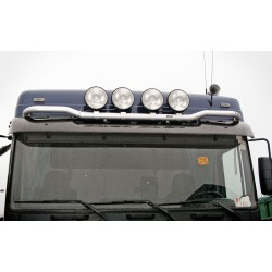 Aliumininis halogenų laikiklis TRUX Top Bar G61-1 DAF Space cab XF Euro6