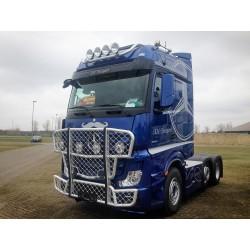 Aliumininė apsauga TRUX Highway A47-1 Mercedes Actros 2012-