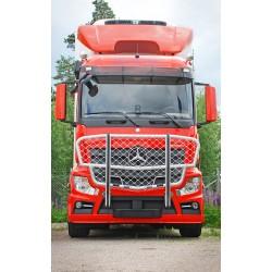 Aliumininė apsauga TRUX Offroad B47-2 Mercedes Actros 2012-