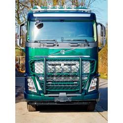 Aliumininė apsauga TRUX Offroad B16-4 Volvo FH4 2013-